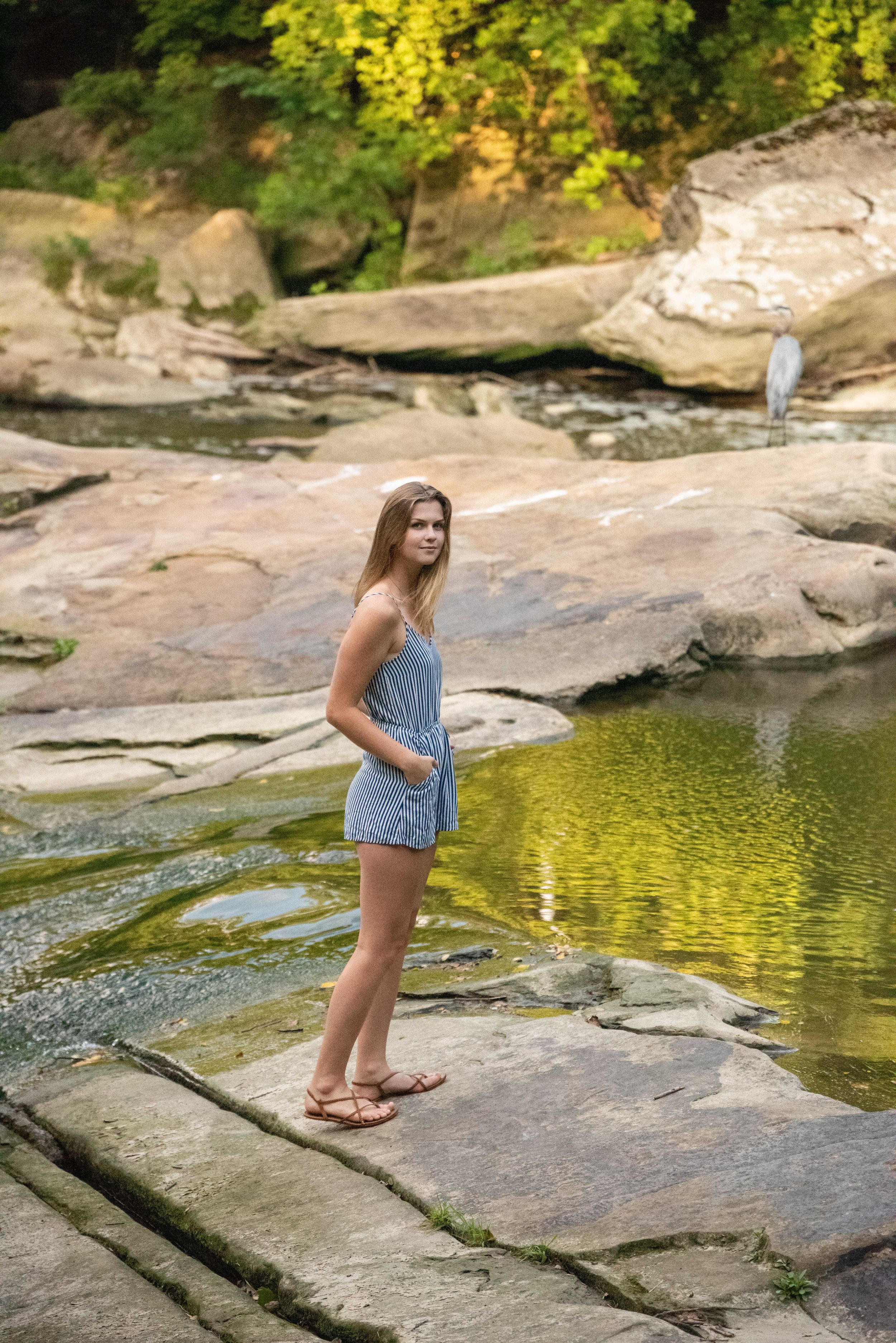 Libby at David Fortier Park, Olmsted Falls, Ohio
