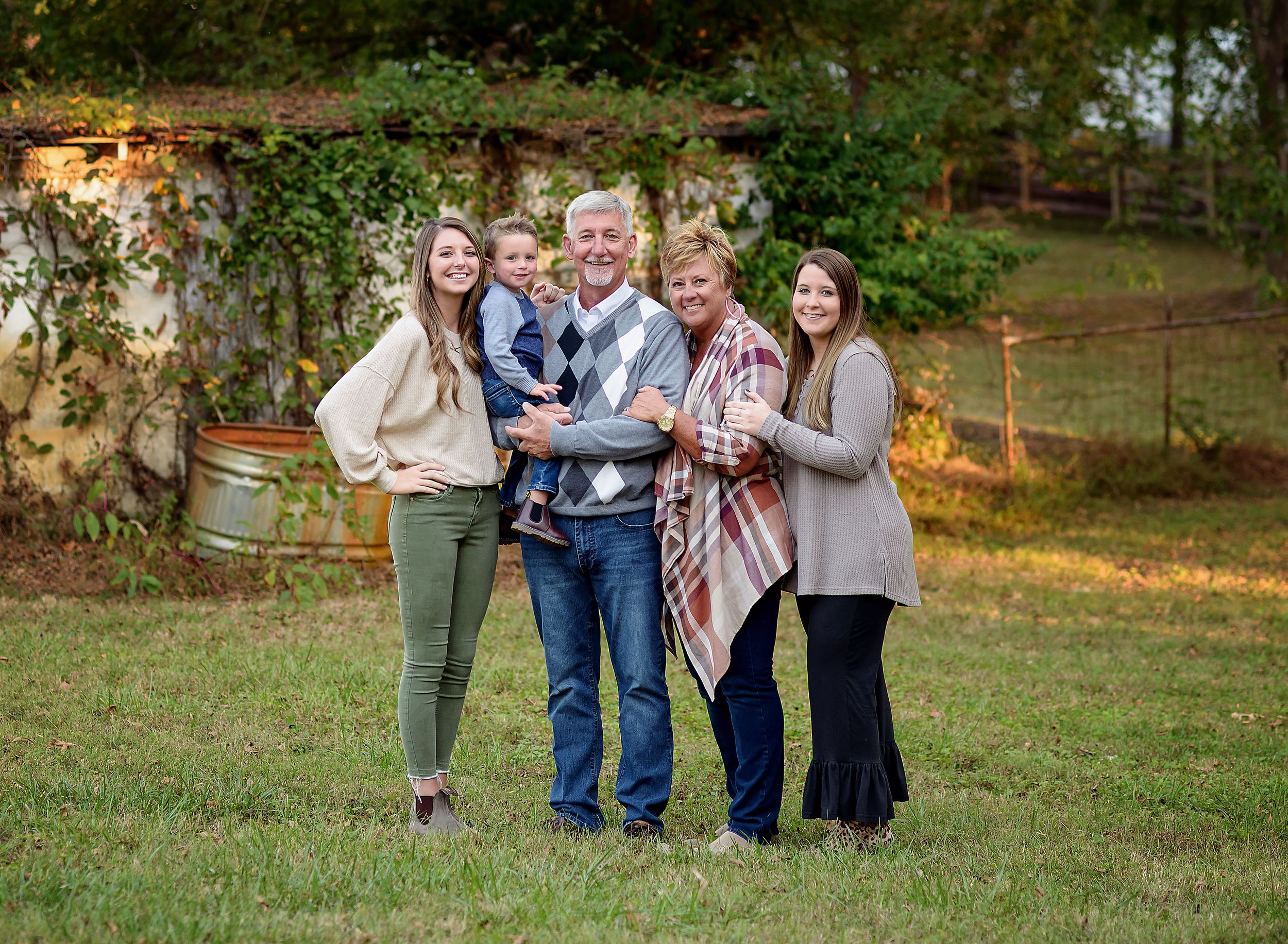 cookeville family photographer