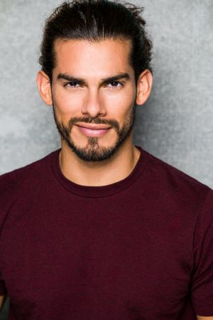 Los Angeles theatrical male headshot