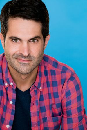 Los Angeles sitcom male headshot