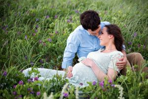 plymouth, ma photographer | maternity portraits on the beach | heidi harting