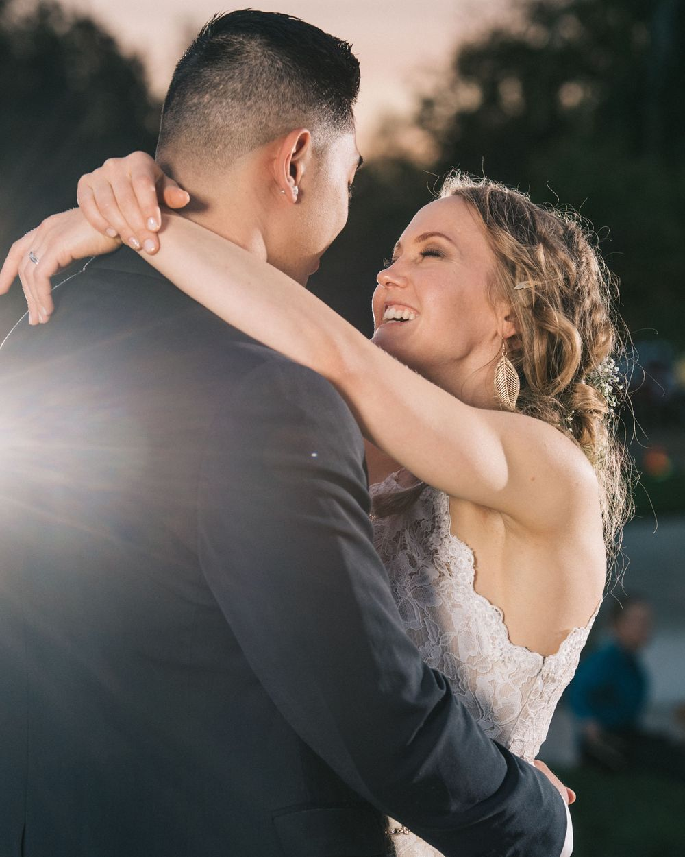 Central Valley Wedding
