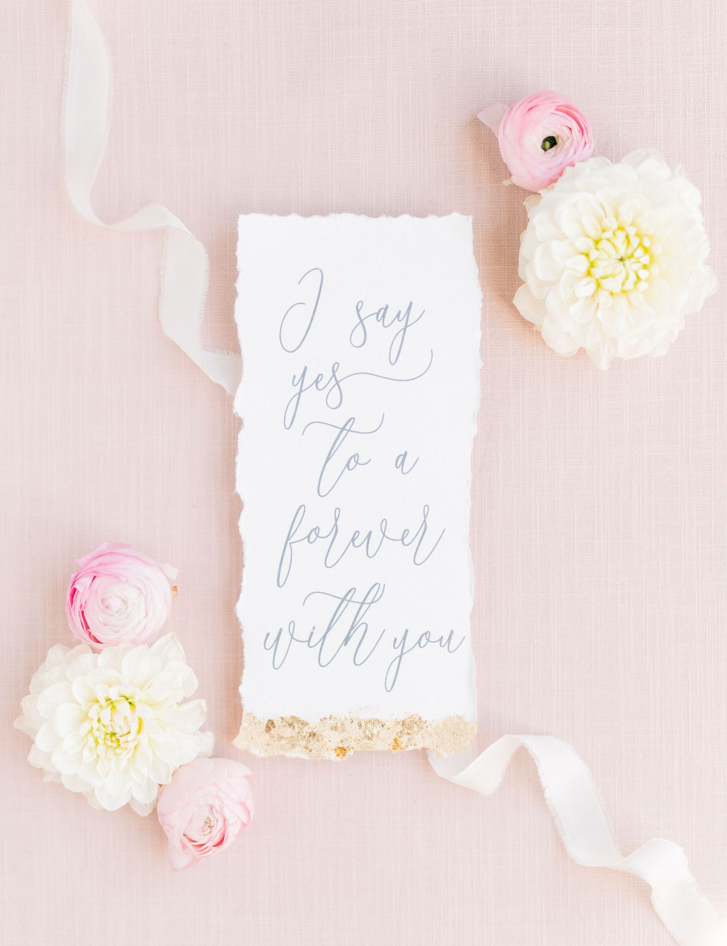 Light and airy film wedding photography flat lay invitation suite des moines iowa with Nicole Laing