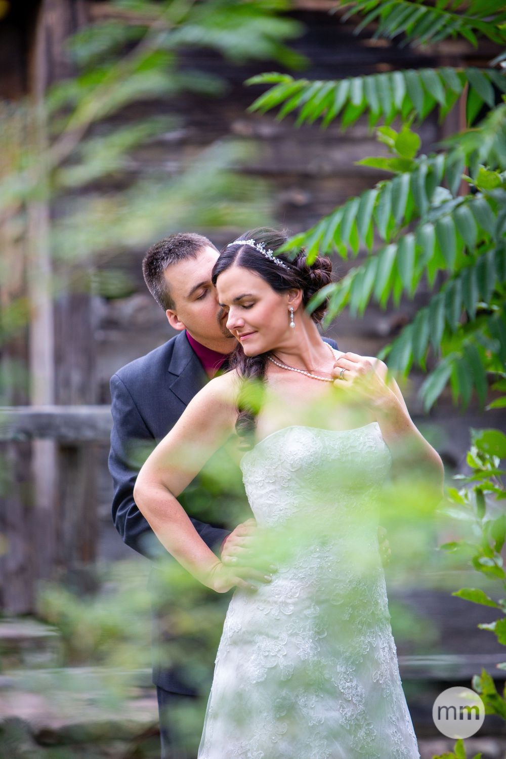 Wedding at Genesee Village Country Museum