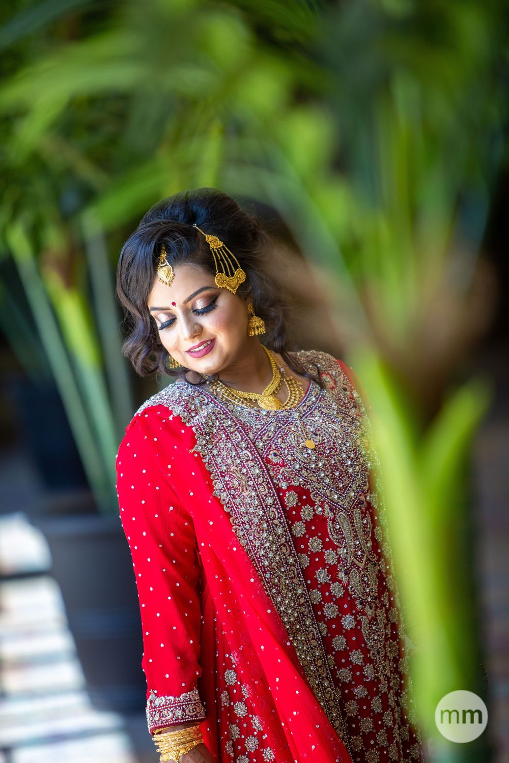 Bridal Portrait at Rochester Riverside Convention Center