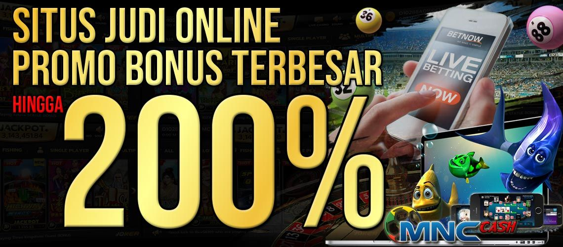 Situs Promo Slot Online Terbaru Resmi Terpercaya No 1 Indonesia