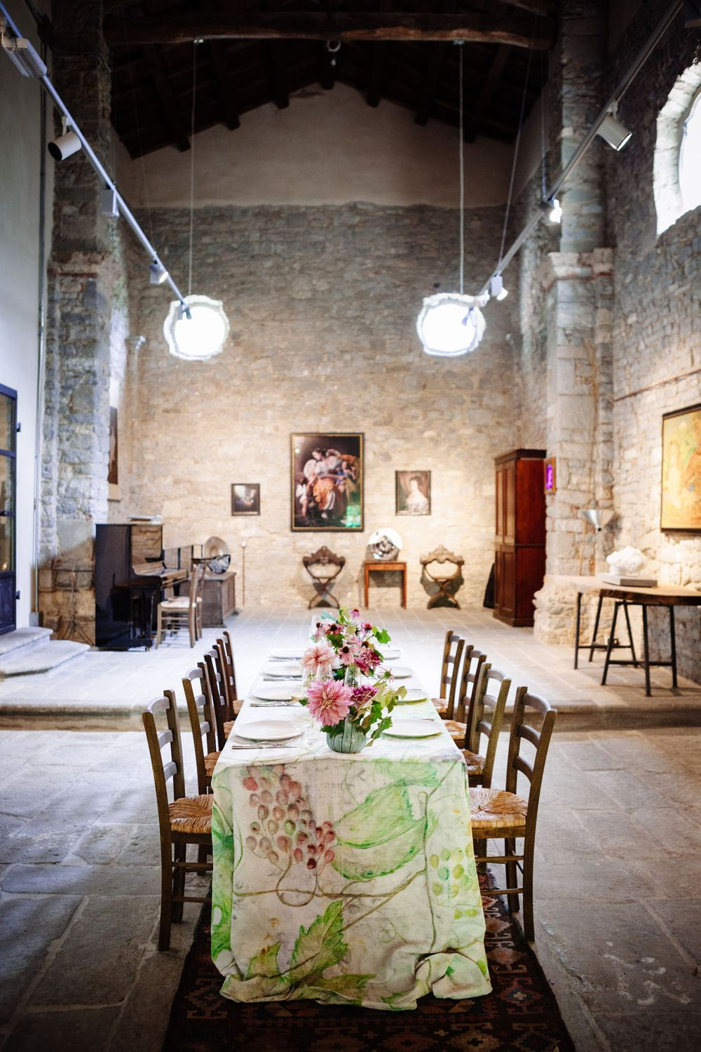 chapel in Tuscany for wedding celebrations