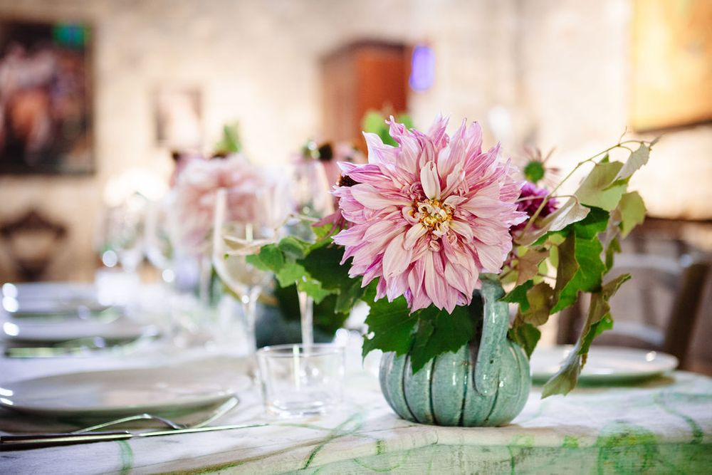 wedding flower inspiration in Garfagnana Tuscany
