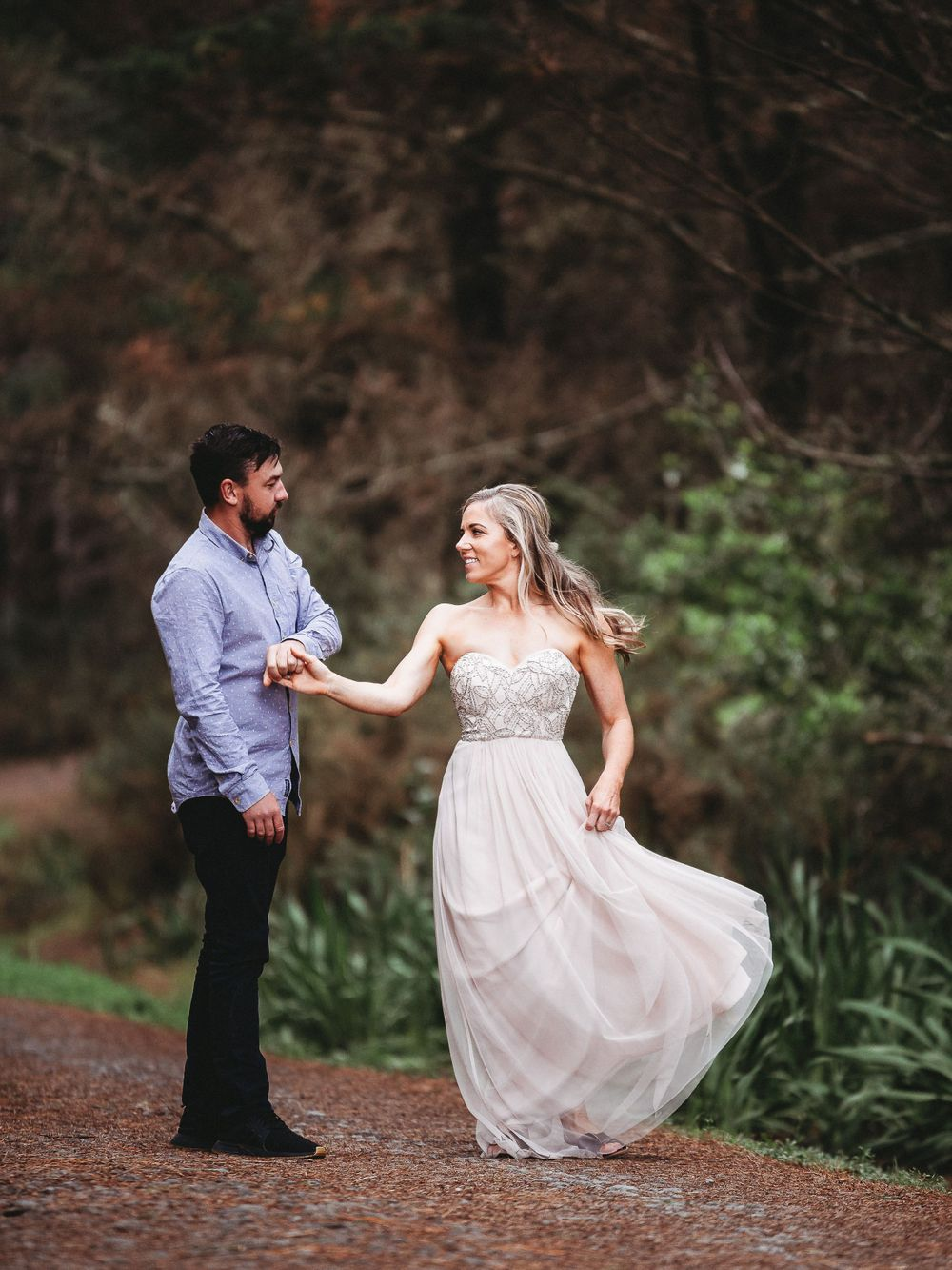 Just married by Coromandel Photographer