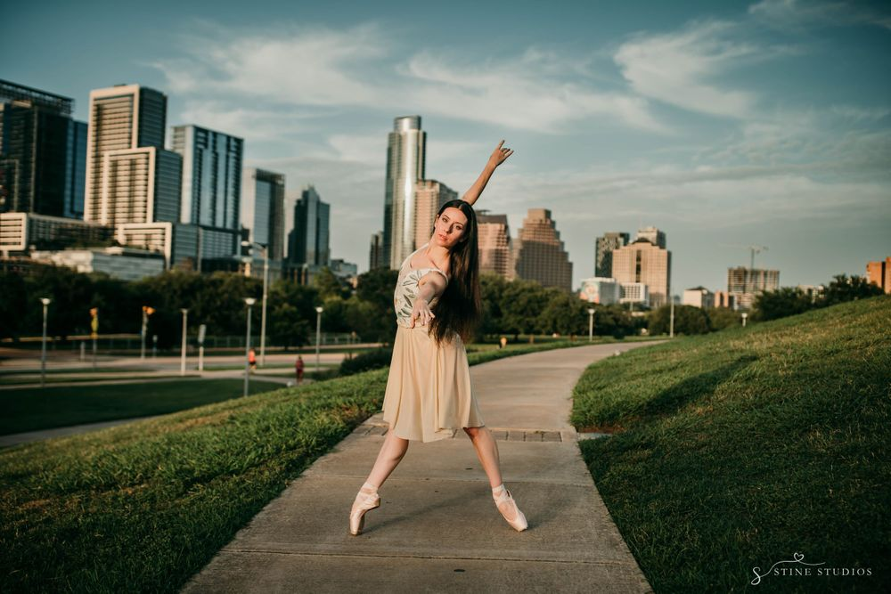 Ballet Dancer Photoshoot. Local Photographer. Austin Photographer