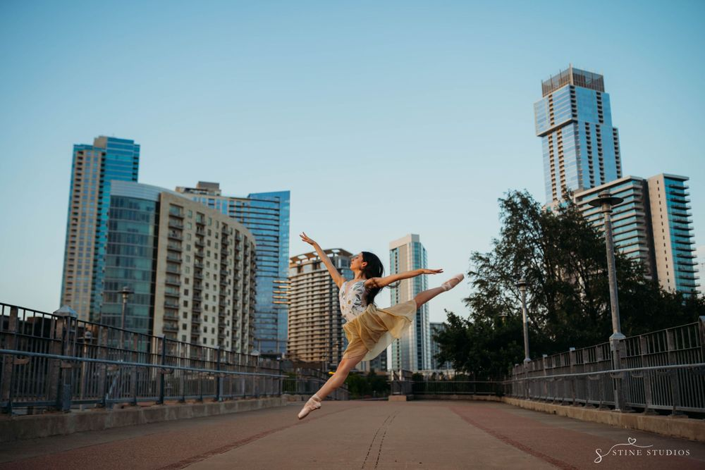 Ballet Dancer Photoshoot. Local Photographer
