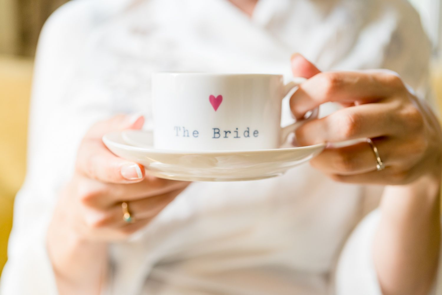 bride gift ideas cup