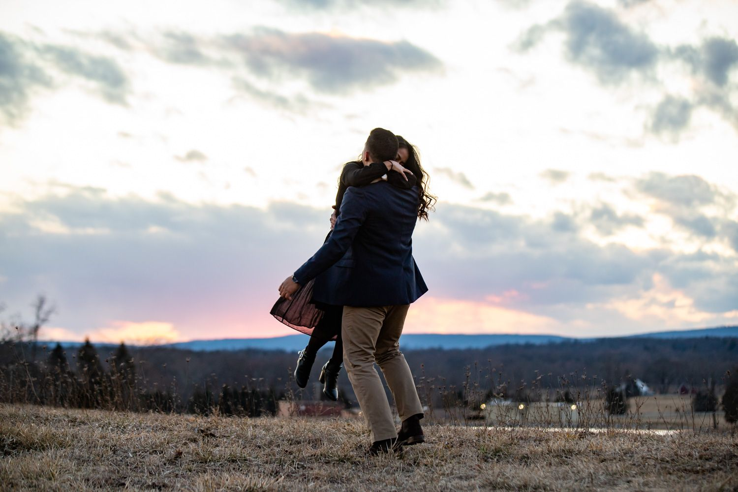 Wallkill, New York engagement photographer