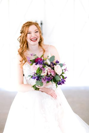 Fort Worth Dallas Wedding photographer Elizabeth Couch McKinney bride