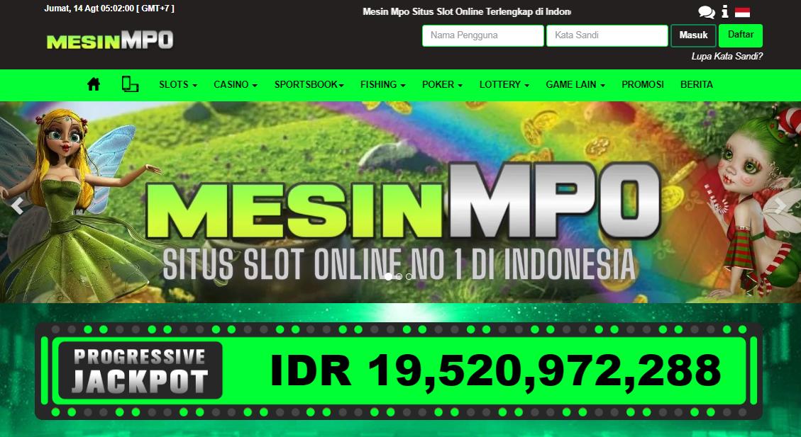 Link Mesin Mpo Qq Slot Terbaru 2020