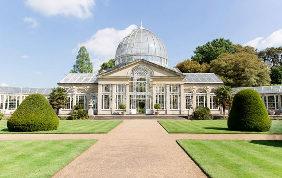 Syon Park London is on Faye Amare's wedding venue bucket list