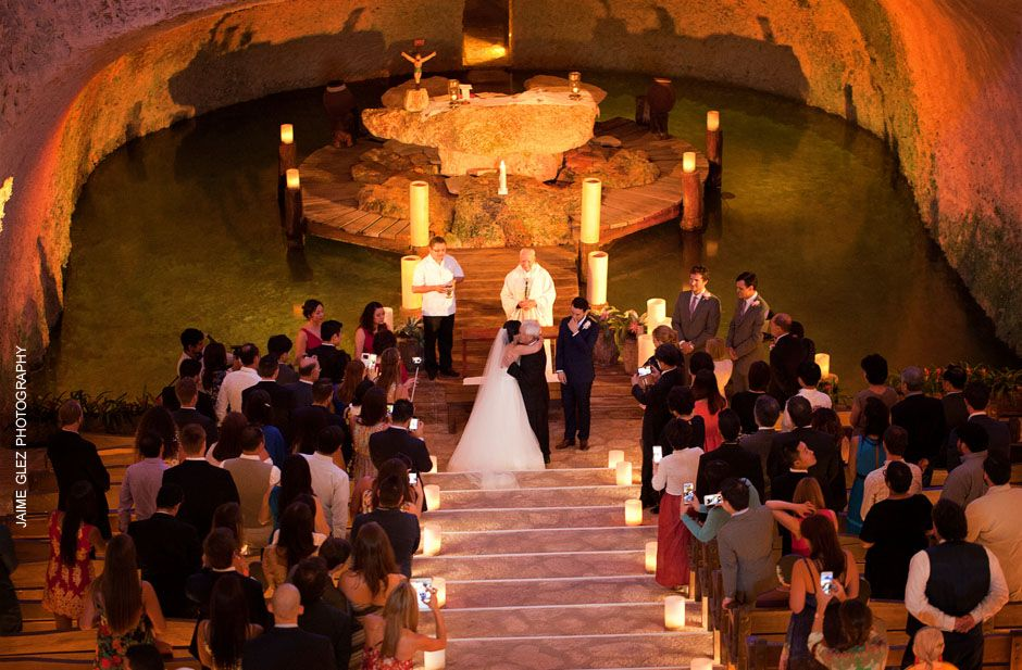 xcaret cancun weddings 14