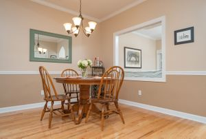 Raleigh Durham Cary RTP Professional HDR Indoor Real Estate Photographer Clean Light and Airy