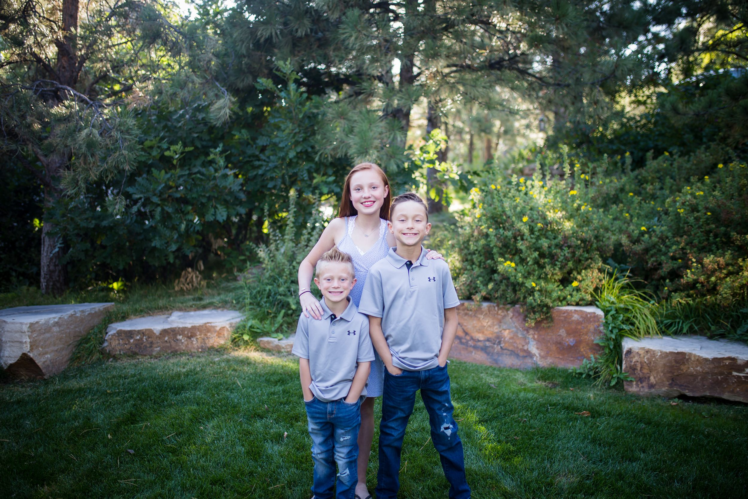 Hicks Pics Photo LLC - South Denver Family Photographer - Schmidt Family