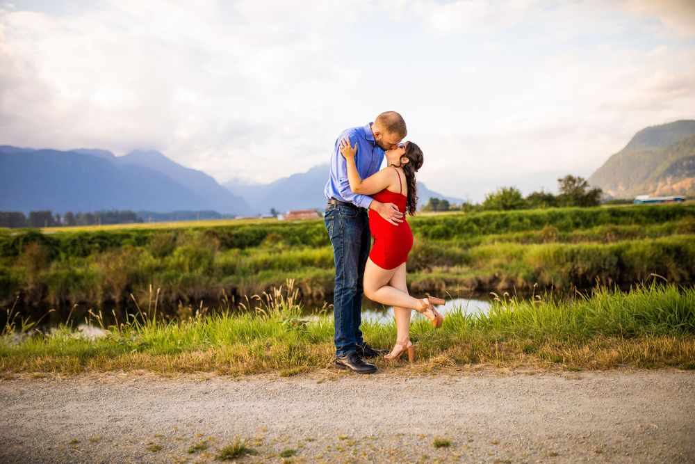 Pitt Meadows Engagement Photographer Esther Moerman Photo