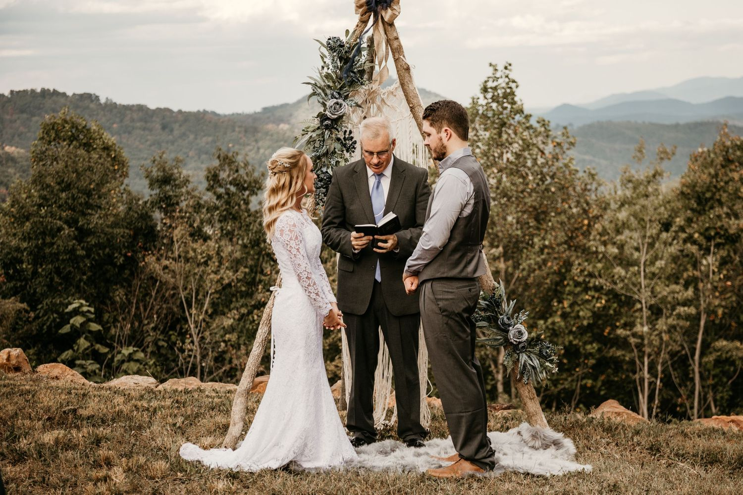 stone mountain elopement, mountain wedding, stone mountain, elopement photographer, NC elopement, NC mountain wedding,