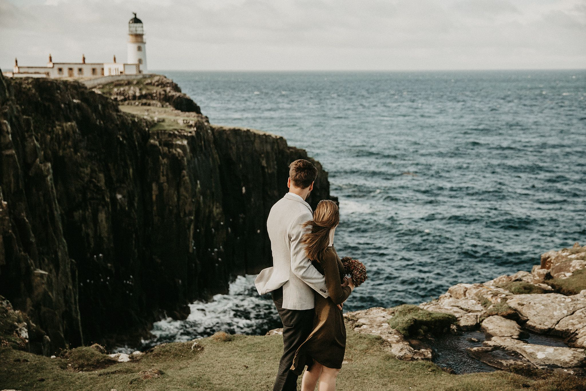 Scotland Nest Point elopement