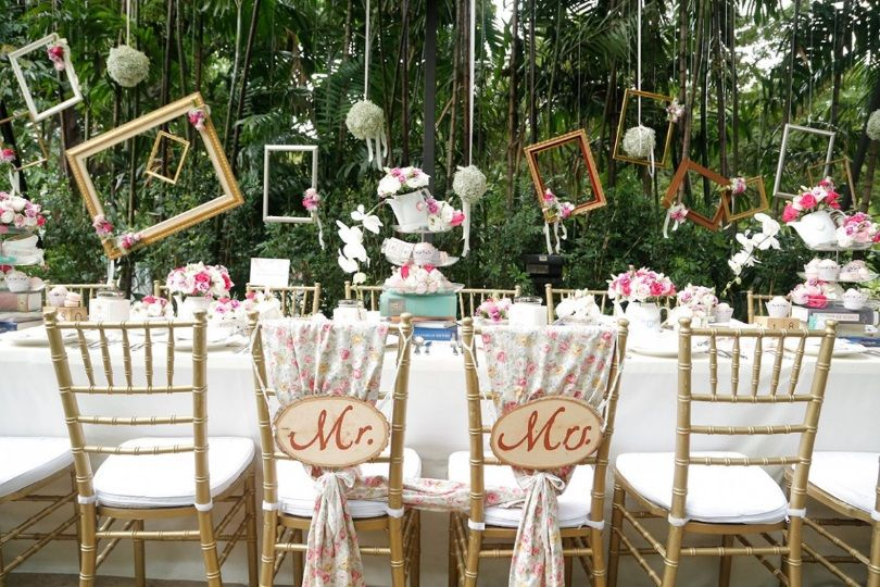 Luna Garden Wedding