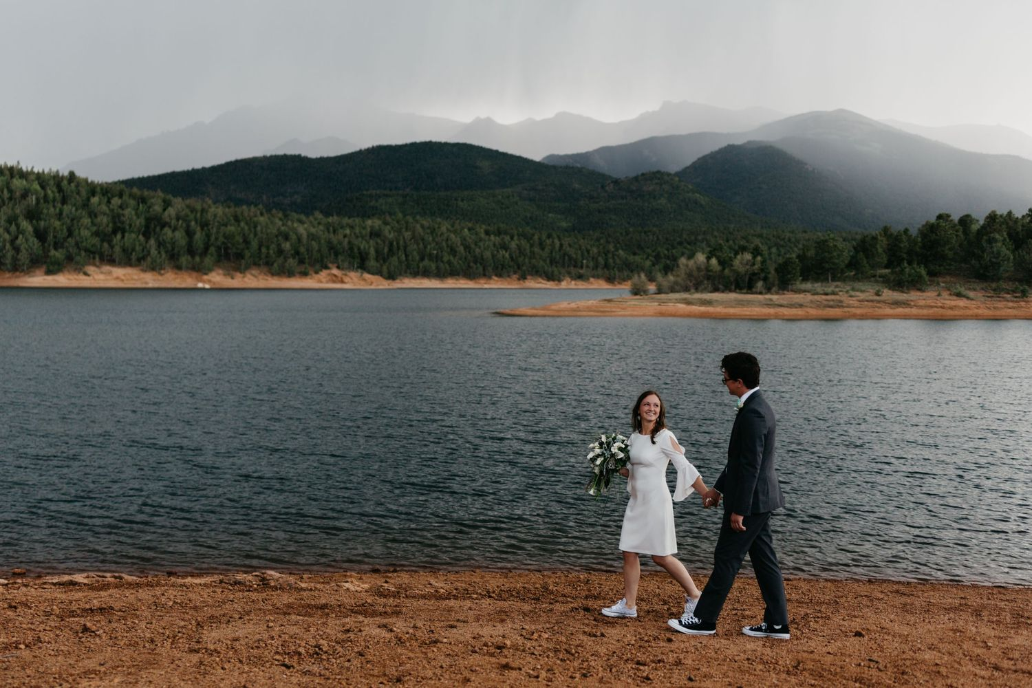 elope, wedding inspiration, colorado, wedding photographer, best of colorado weddings, beautiful wedding, simple, fun