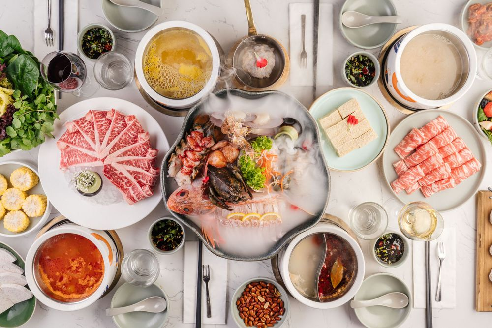 Dolar store hotpot by Bill Chen photography