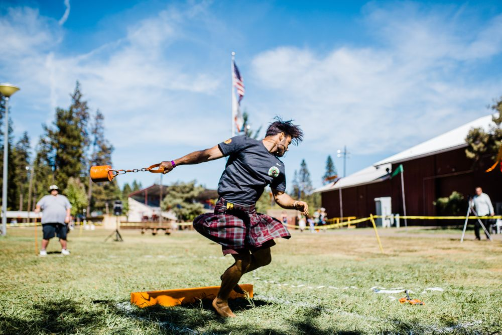 highland games at the nevada county fairgrounds