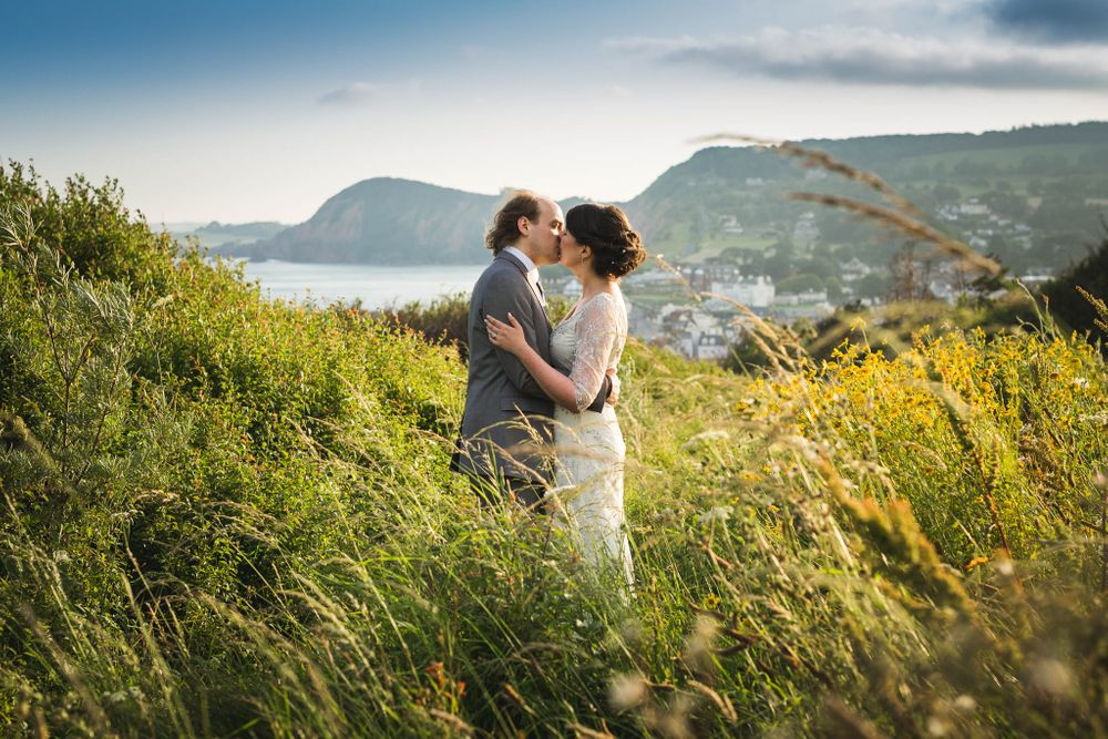 Wedding Photographer Sidmouth