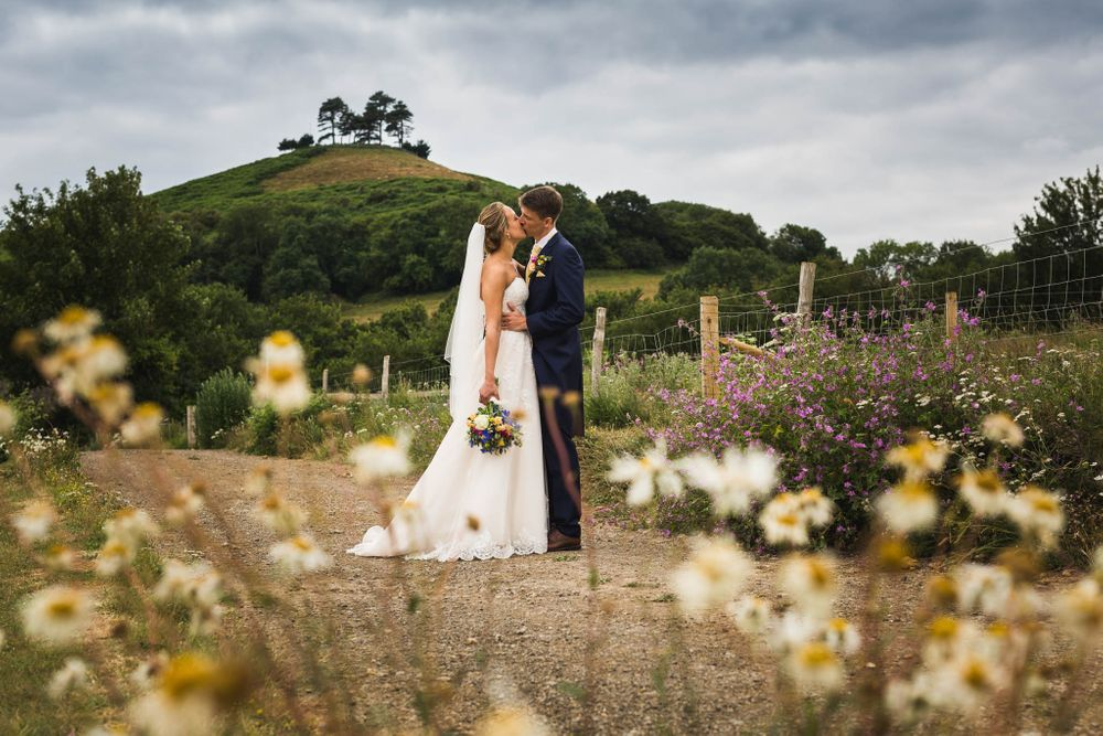 Symondsbury Tithe Barn Wedding Photographer