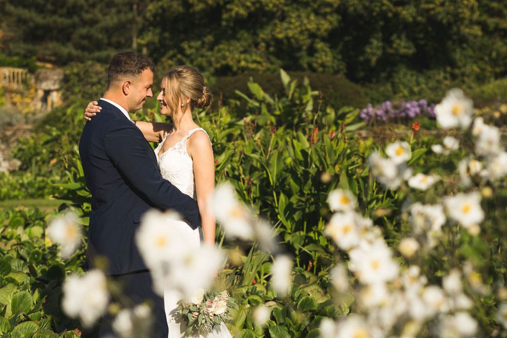 Hestercombe Gardens Wedding