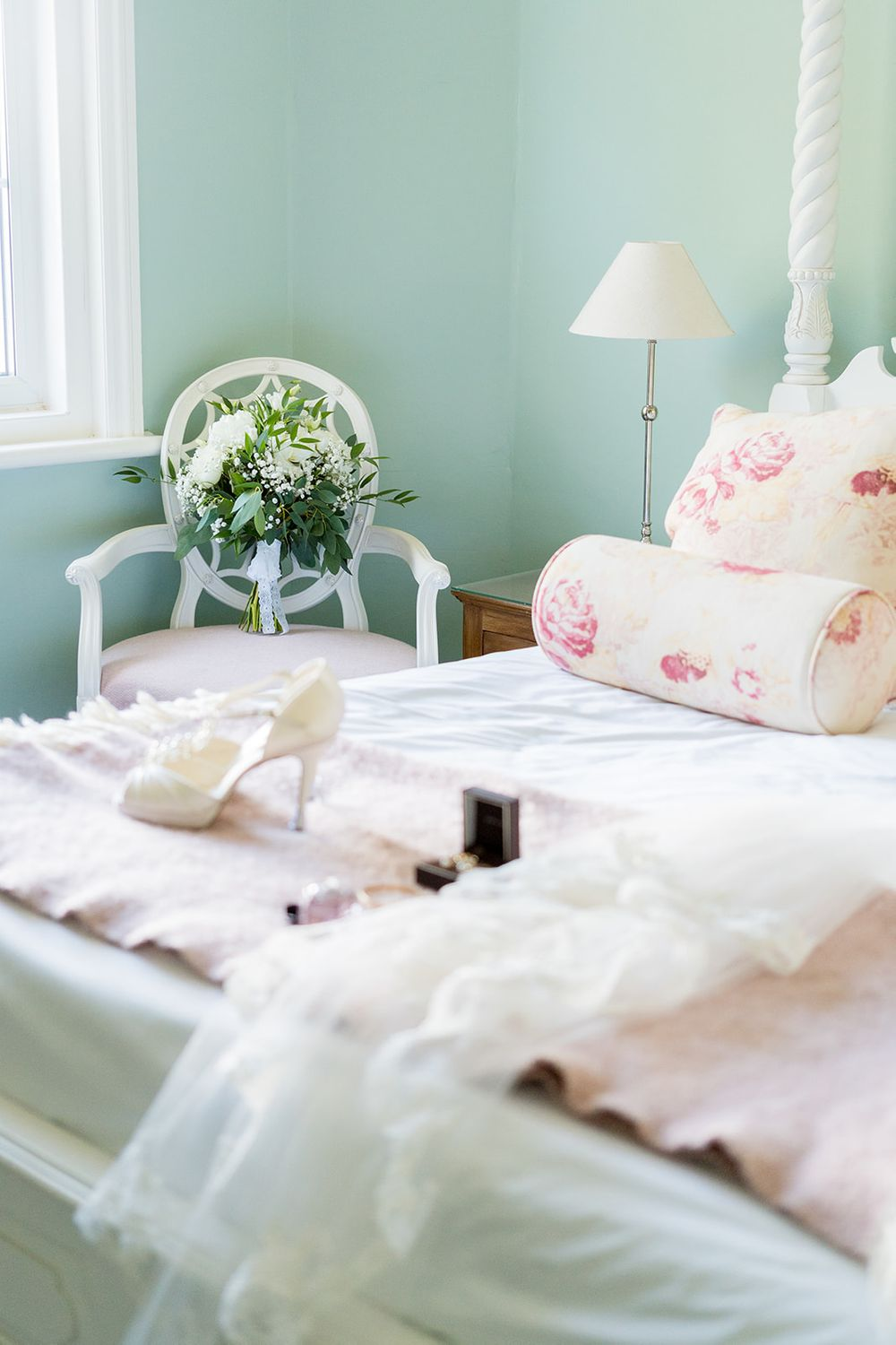 Moorhill House Hotel Bridal suite