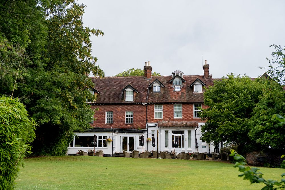Moorhill House Hotel Wedding Venue New Forest