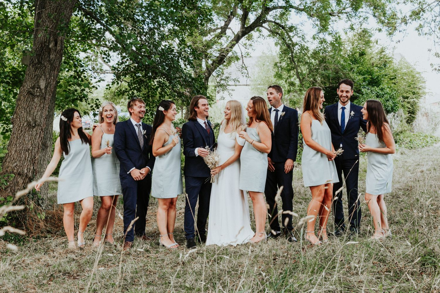 three pools farm wedding