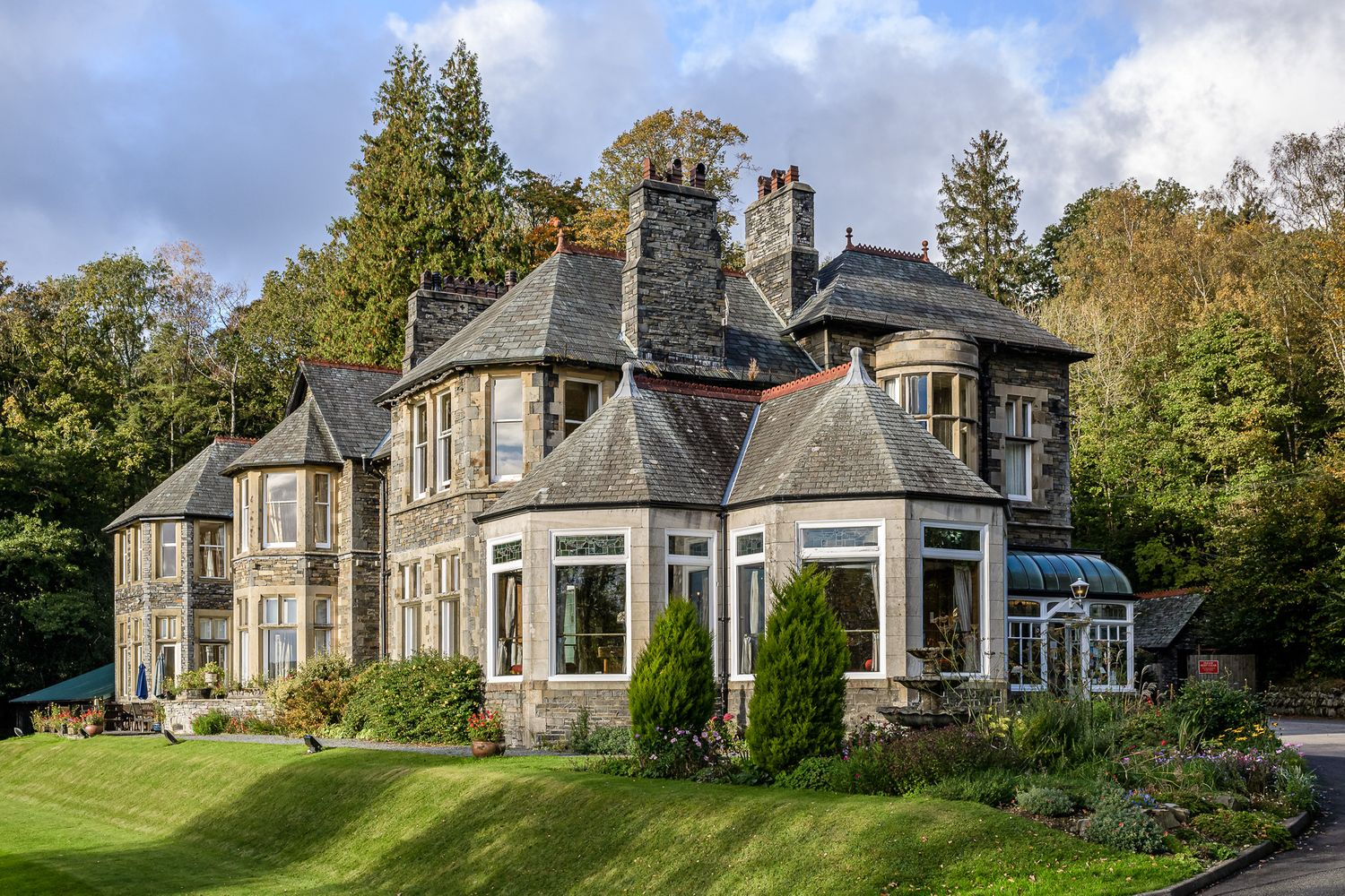 Merewood Country House Hotel near Windermere