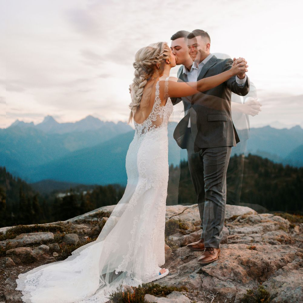 Artist Point Elopement Photographer