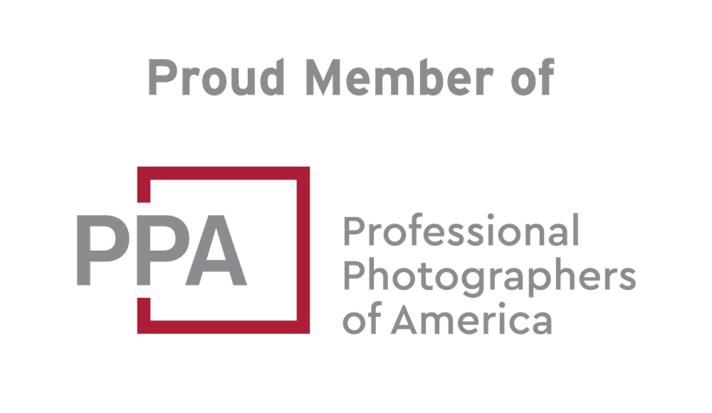 Proud Member of Professional Photographers of America Badge