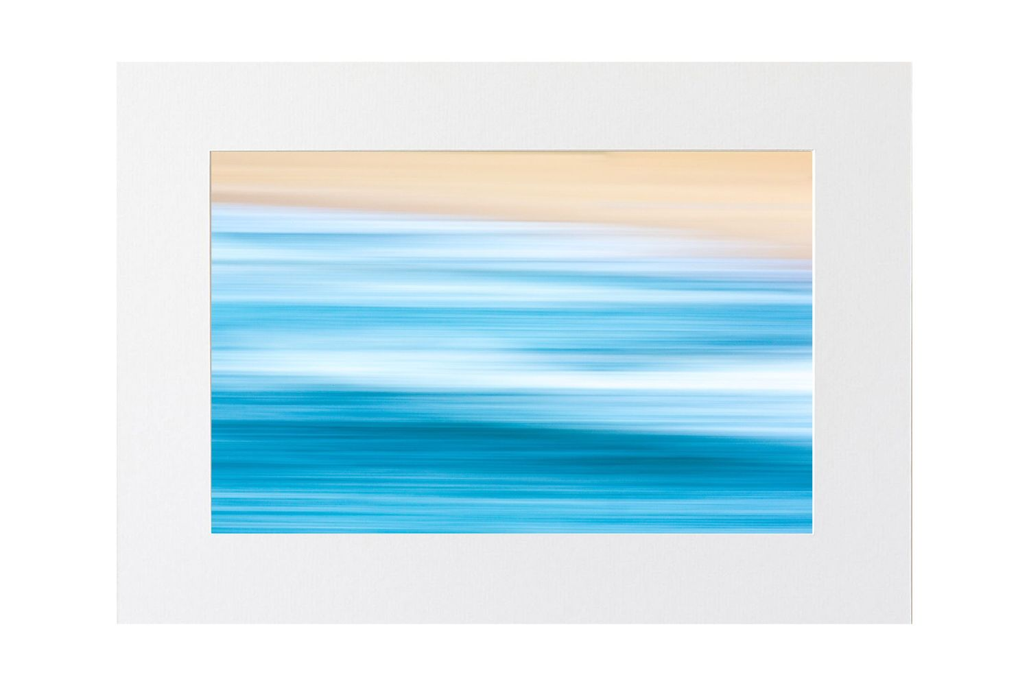 Salty Gallery offers matted prints of its ocean imagery