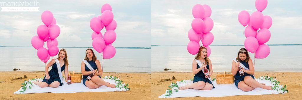 21 birthday shoot dfw photographer flower mound photography lake grapevine portrait birthday friends pink