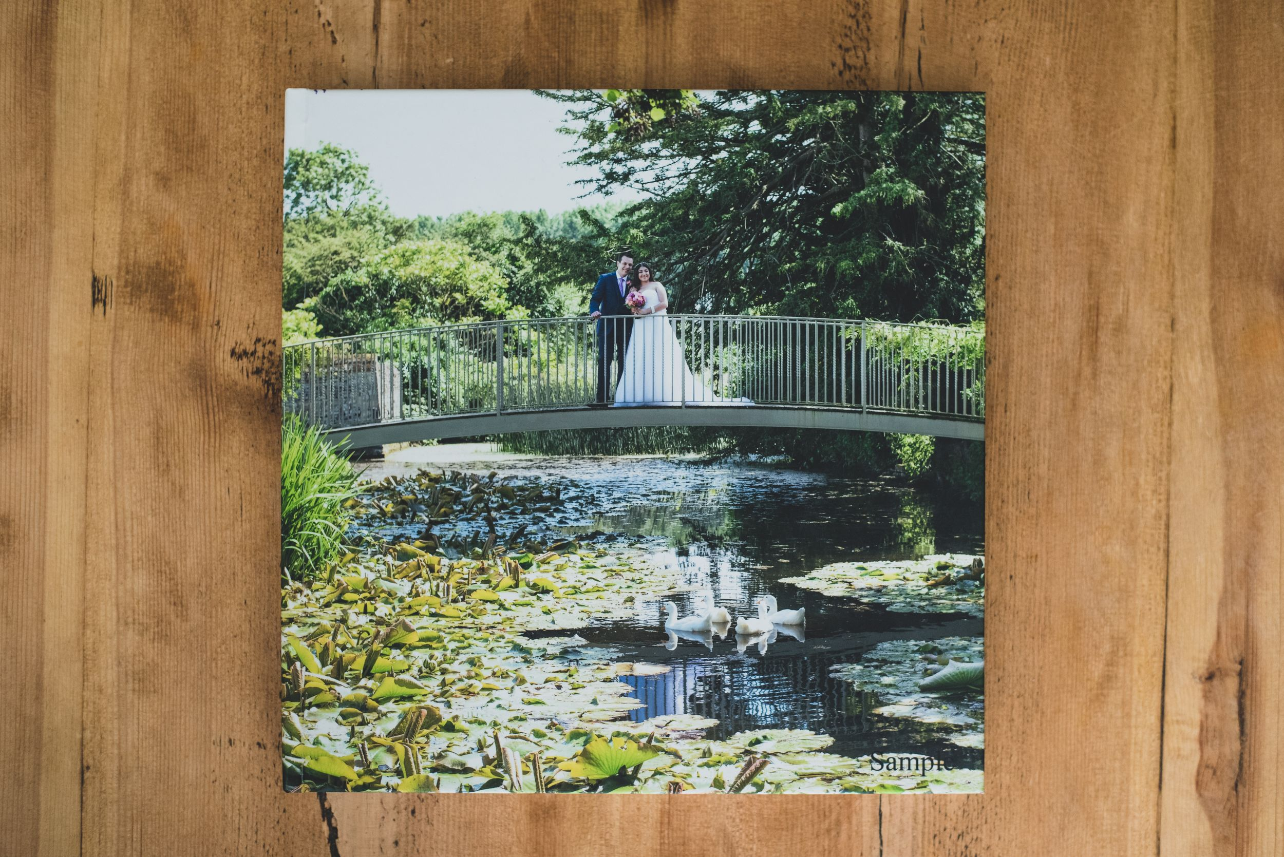 Hand Made Wedding Photography Albums Oxford Oxfordshire Squib