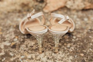 Wedding shoes, Wedding Photographer Mallorca, Wedding Sparkling shoes, Ana Adriana Photography, Relaxed and beautiful