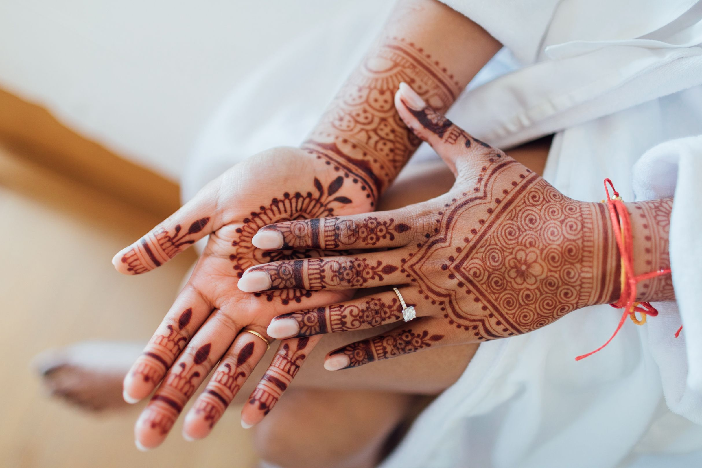 Hand Henna Mallorca Ana Adriana Photography Indian Wedding Hands