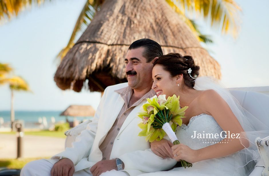 moon palace cancun wedding 2