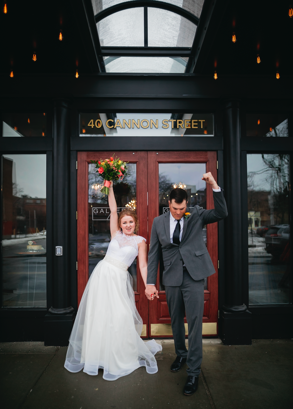 Elopement at Revel 32 and 40 Cannon in Poughkeepsie New York