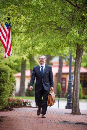 Attorney Anthony Provenzano by Plymouth, MA photographer Heidi Harting
