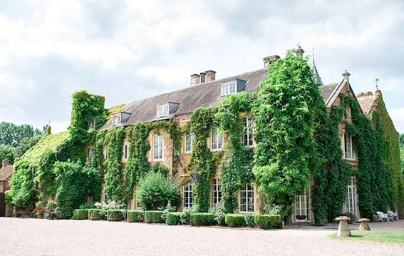 Maunsel House Somerset is on Faye Amare's wedding venue bucket list