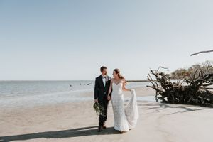 Little Tybee Island Wedding