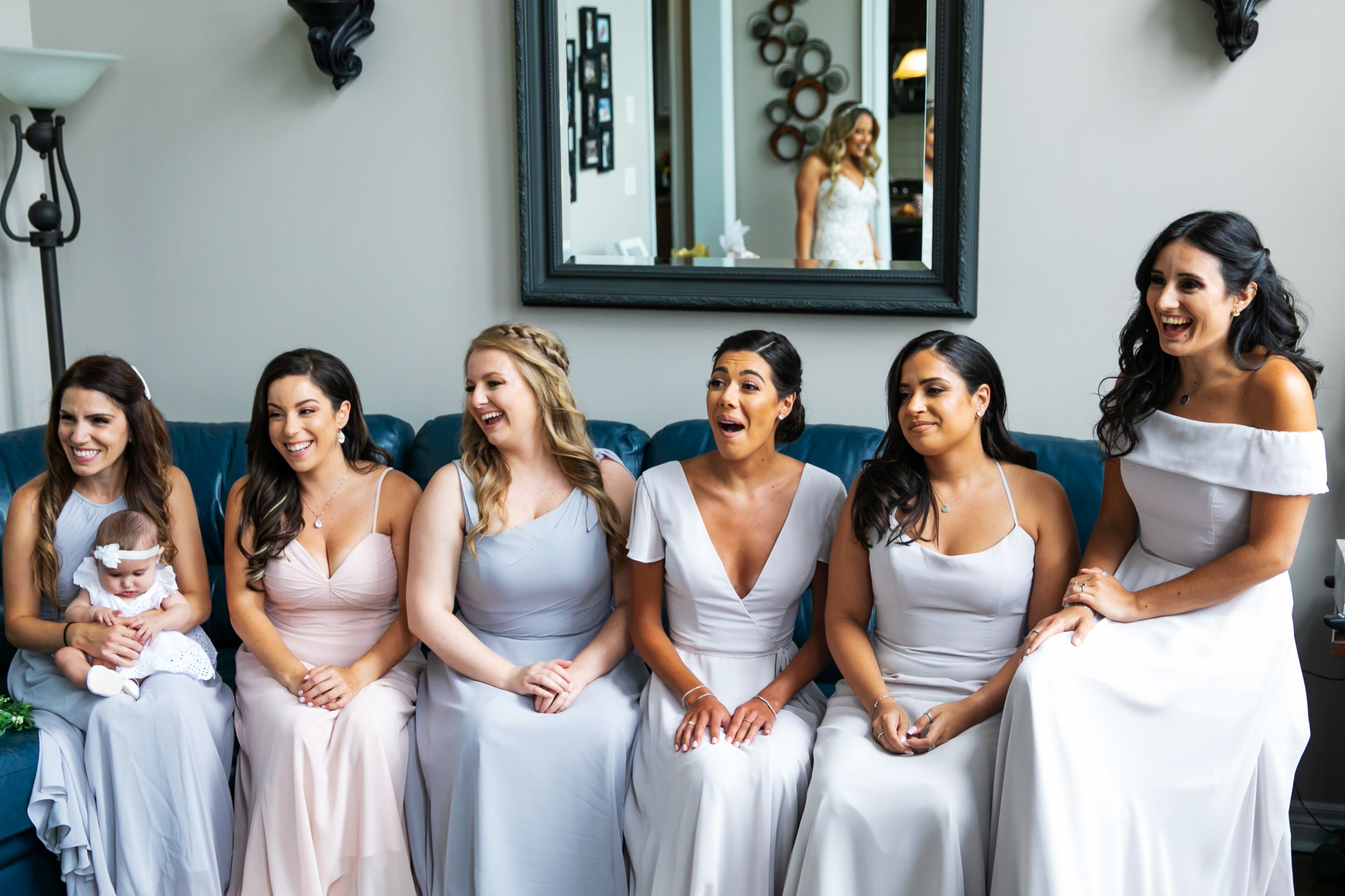 Cute and quirky little wedding in Schomberg and Arlington Estate by photographer Shawn Van Daele